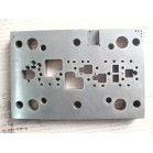 CNC wire cutting metal parts