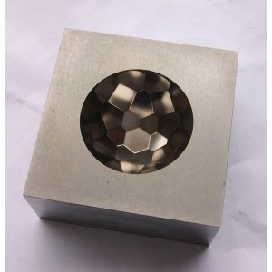 Mirror EDM metal parts